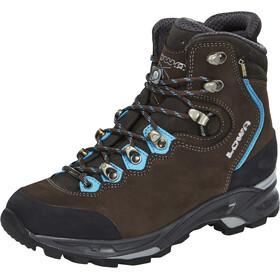 Lowa Mauria GTX Chaussures de trekking Femme, slate/turquoise